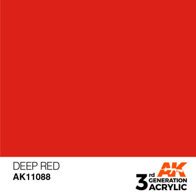 Deep Red 17ml