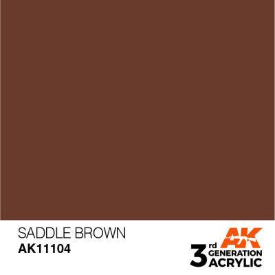 Saddle Brown 17ml