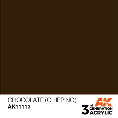 Chocolate (chipping) 17ml
