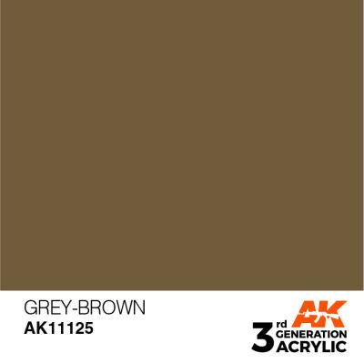 Grey-brown 17ml