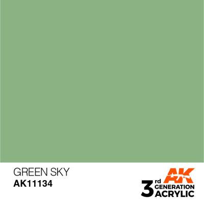 Green Sky 17ml