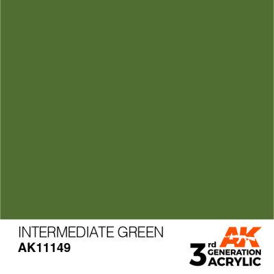 Intermediate Green 17ml