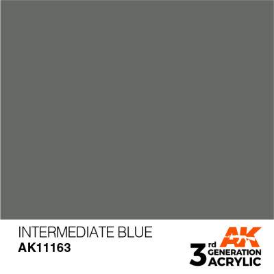 Intermediate Blue 17ml