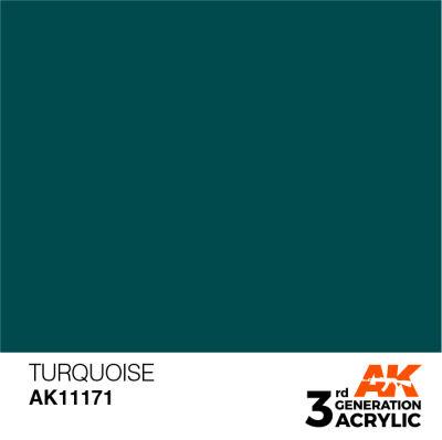 Turquoise 17ml
