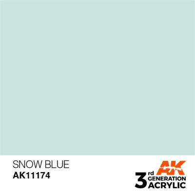 Snow Blue 17ml