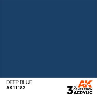 Deep Blue 17ml