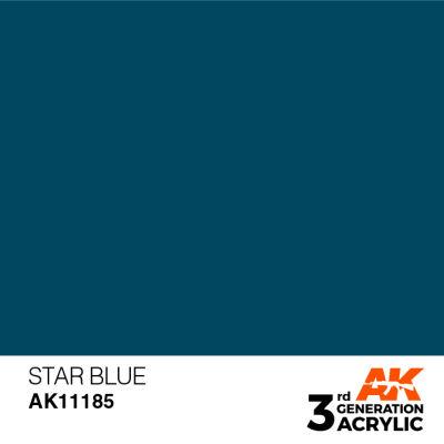 Star Blue 17ml