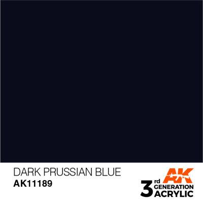 Dark Prussian Blue 17ml