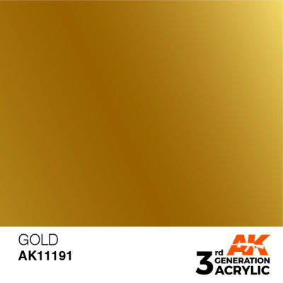 Gold 17ml