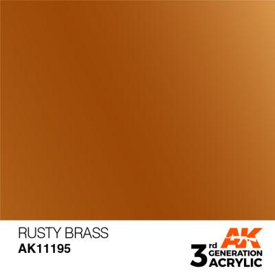 Rusty Brass 17ml
