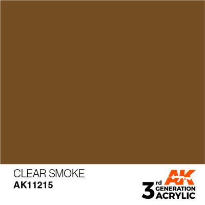 Clear Smoke 17ml