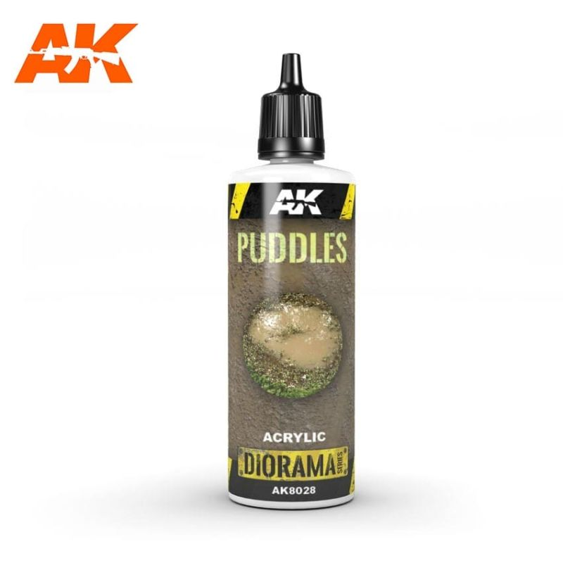Puddles - 60ml (acrylic)