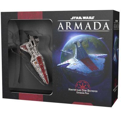 Star Wars: Armada - Sternenzerstörer der Venator-Klasse...