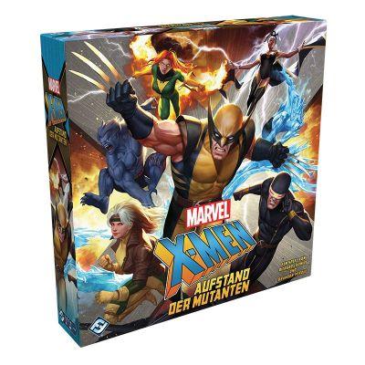 X-Men: Aufstand der Mutanten Verpackung Vorderseite