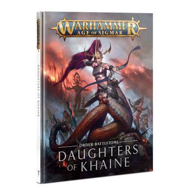 Battletome: Daughters of Khaine  (Deutsch)