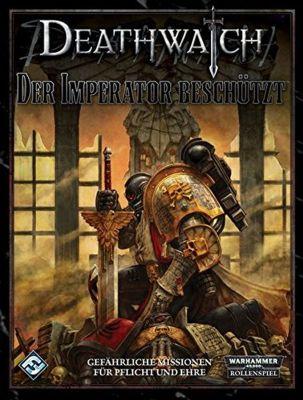 Der Imperator beschützt Erweiterungsbuch Deutsch Cover