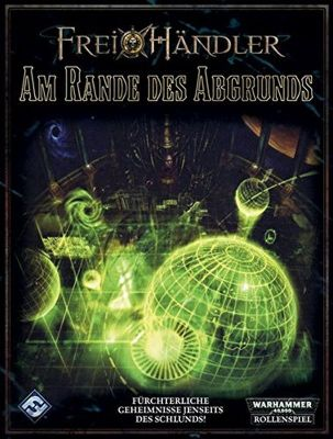 Am Rande des Abgrunds Erweiterungsbuch Cover