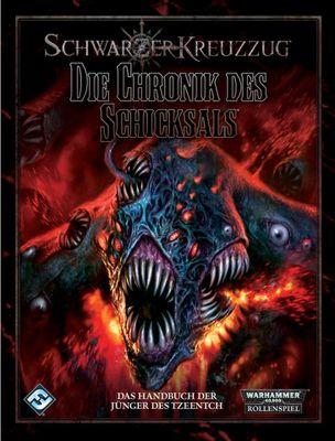 Schwarzer Kreuzzug, Die Chronik des Schicksals, deutsch,...