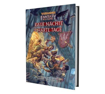 Warhammer Fantasy Rollenspiel deutsch cover