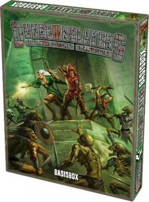 Dungeonslayer Cover deutsch