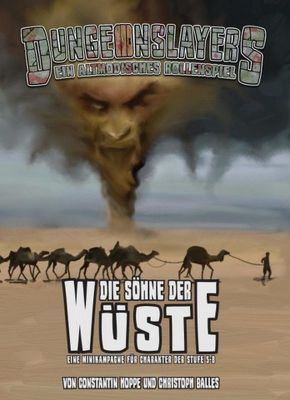 Die Söhne der Wüste Cover deutsch