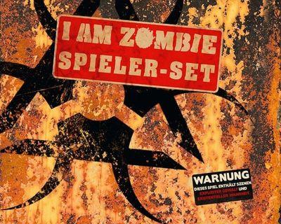 I am Zombie, deutsch
