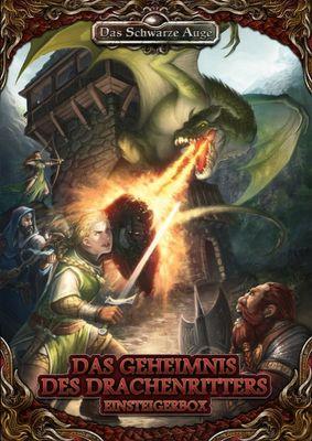 DSA Einsteigerbox, Das Geheimnis des Drachenritters
