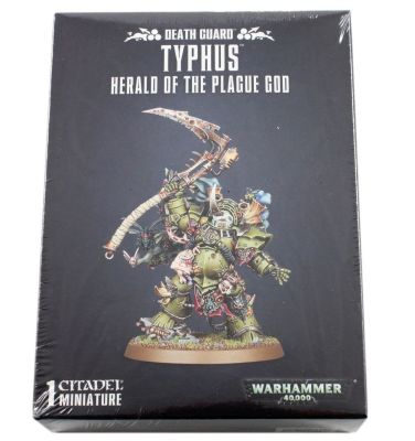 Typhus - Herold des Seuchengottes
