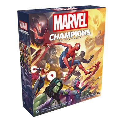 Marvel Champions: Das Kartenspiel - Grundspiel verpackung...