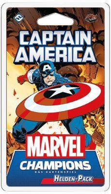 Marvel Champions: Das Kartenspiel - Captain America...