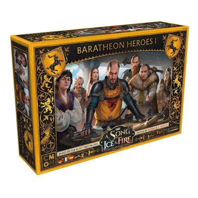 Baratheon Heroes 1 verpackung vorderseite