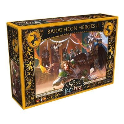 Baratheon Heroes 2 verpackung vorderseite