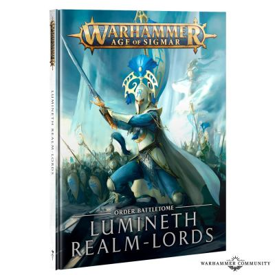 Battletome: Lumineth Realm-lords - Englisch