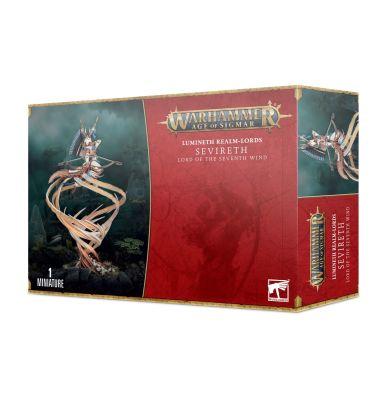 Lumineth Realm-lords Sevireth