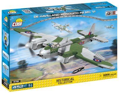 COBI - 5718 De Havilland Mosquito Fb Mk.Vi