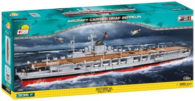 COBI - 4826 Graf Zeppelin