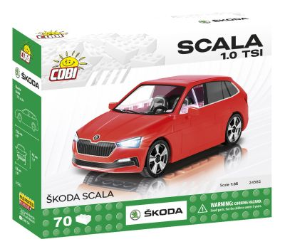 COBI - 24582 Scala 1.0  Tsi