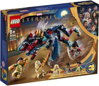 LEGO Marvel Super Heroes - 76154 Hinterhalt des Deviants!