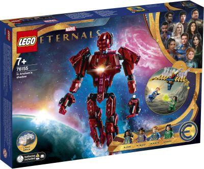 LEGO Marvel Super Heroes - 76155 In Arishems Schatten