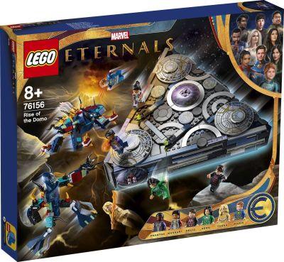 LEGO Marvel Super Heroes - 76156 Aufstieg des Domo