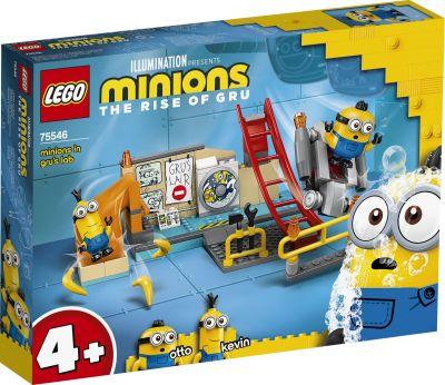LEGO Minions - 75546 Minions in Grus Labor