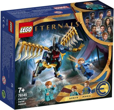 LEGO Marvel Super Heroes - 76145 Luftangriff der Eternals
