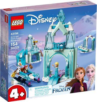 LEGO Disney Princess - 43194 Annas und Elsas...