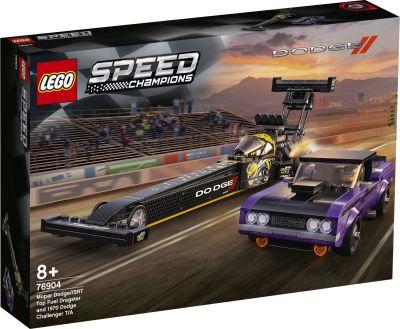 LEGO Speed Champions - 76904 Mopar Dodge/SRT Top Fuel...