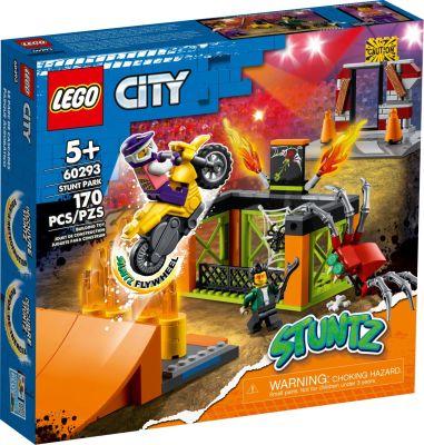 LEGO City - 60293 Stunt-Park