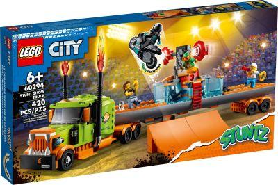 LEGO City - 60294 Stuntshow-Truck