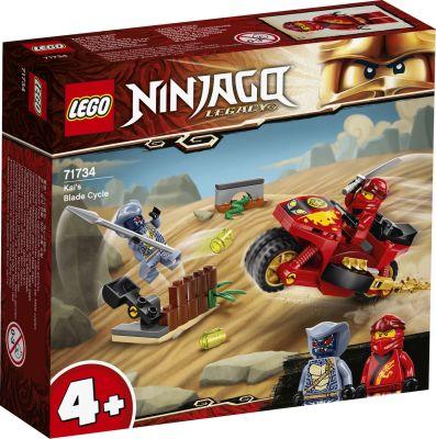 LEGO NINJAGO - 71734 Kais Feuer-Bike