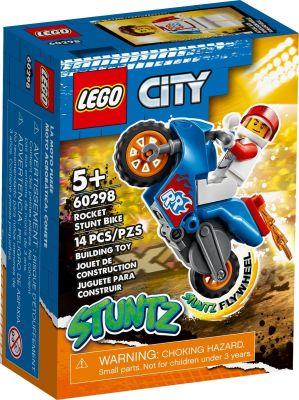 LEGO City - 60298 Raketen-Stuntbike