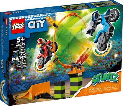 LEGO City - 60299 Stunt-Wettbewerb