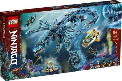 LEGO NINJAGO - 71754 Wasserdrache